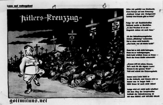 Hitlers Crusade!