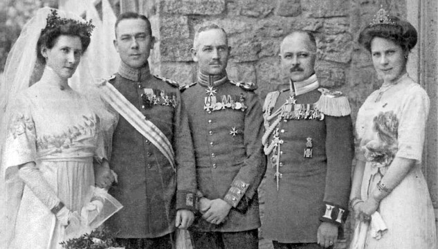 Guido von Gillhaußen and his brothers