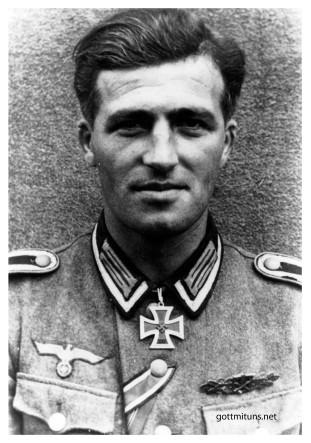 Feldwebel Hans Halten, 3./Grenadier-Rgt 43