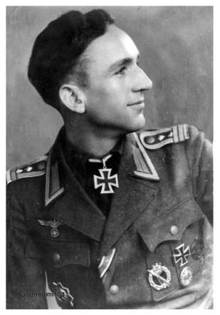 Fw. Heinrich Held. 2./FüsRgt 22