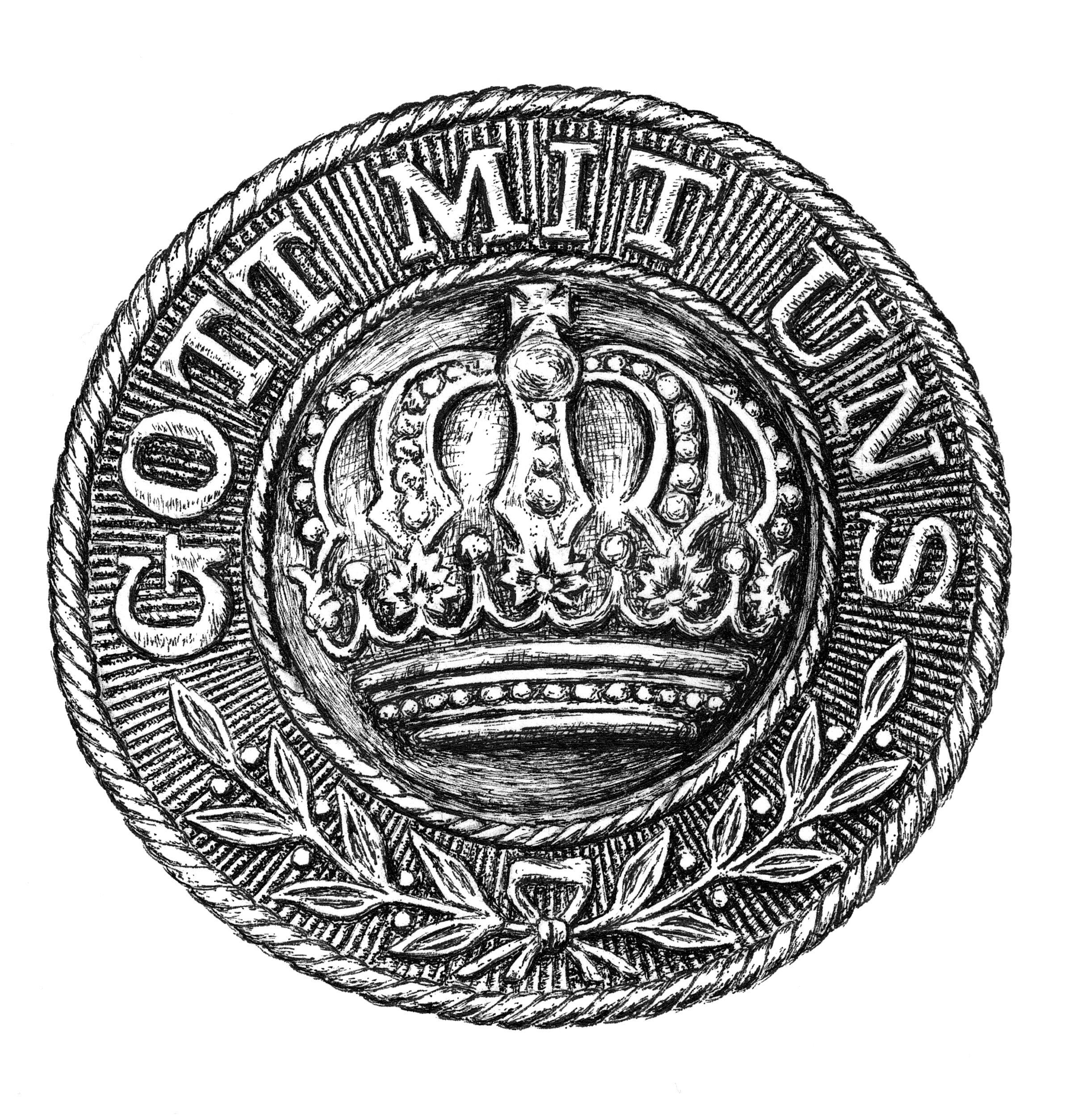 Gott Mit Uns German Military History 1848-1945-1620